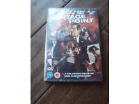vantage point , action packed dvd film new and sealed