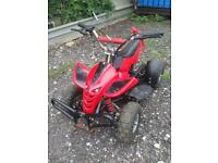Kids 50cc mini moto quad