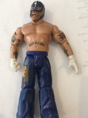 Rey Mysterio WWE Jakks Action Figure 2007 Blue outfit ()