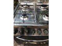 Gas cookers in 50 cm and 60 cm