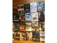 Lot of 58 art house, indie, gangster, comedy and sci fi DVDs