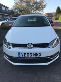 VW polo (beats edition) 1.2tsi bmt 90ps