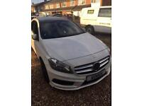 MERCEDES-BENZ A CLASS DIESEL HATCHBACK A200 1.8 CDI BLUEEFFICIENCY AMG AUTO 7G-DCT. SWAP/PX