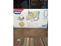 Chicco Relax and Play bouncing chair