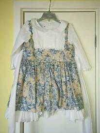Spanish designer dress