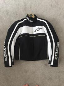 Alpinestars Ladies Stella Textile Motorbike Jacket
