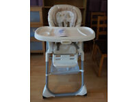 Baby high chair, Graco, Newtownards