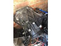 Fiesta gearboxes x3 all good condition £50 the lot or £20 each