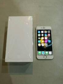 IPhone 6 64GB Gold Unlocked.