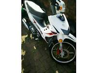 Offers brand new Nipponia brio motorbike/moped