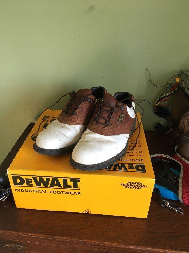 Footjoy golf shoes men's size 8
