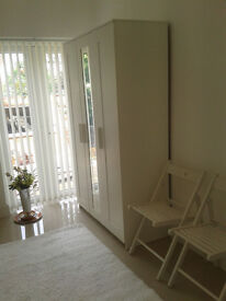 Room, your own bath room and mini-kitchen, clean, quiet,NO BILLS, ZONE 3