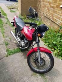 Honda cg125 es