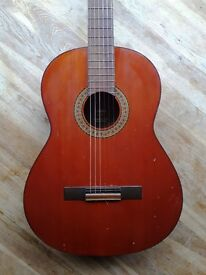 Yamaha G-90-1 Classical Guitar (1970s model)