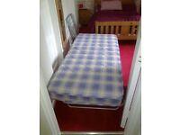 single foldup guest bed