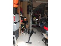 Home Multi Gym - un assembled at the moment c/w weights attachments good condition