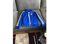 Adidas jacket size 14
