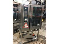 Rational Combination Oven 10 Grid Electric SCCWE101 Oven