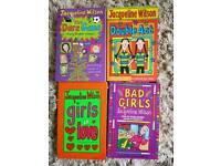 24 Jacqueline Wilson books