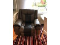 2 seater lazy sofa and electric lazy chair