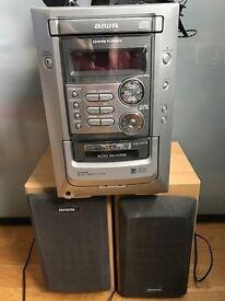 Aiwa Midi stereo system