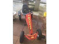 F1 Ranger Go Kart