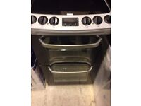Refurbished - Zanussi - ZKC5030X - 50cm Electric Cooker - Excellent condition
