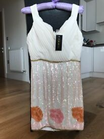 VIRGOS LOUNGE COCTAIL dress size 10