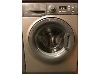 Hotpoint Washine Machine Extra A+++ 1200 Spin - Excellent Condition, 1 Year Old - Digital Display