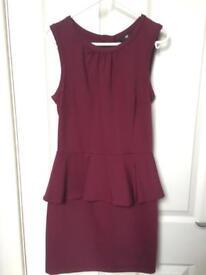 H & M Red Dress