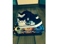 Light up X2 Heelys - Boys size 1