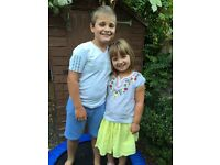 Shepherds Bush family looking for a fun and happy after-school nanny starting ASAP