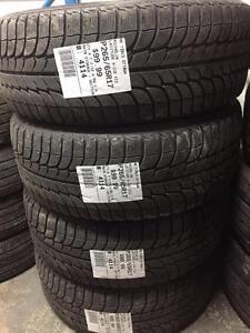 265/65/17 Michelin Latitude X-ice XI2 (Winter Tires)