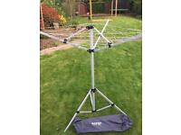 Vango camping washing line with carry bag