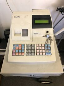 Sam4s ER-420M Cash Register Till