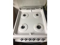 White Stove S1500TC Gas Cooker & Grill White/Student/Landlord Buy! Perfect for first home