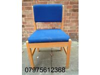 STUDY WOODEN CHAIR, DESK CHAIR, DINING CHAIR