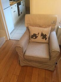 Country Style Arm Chair