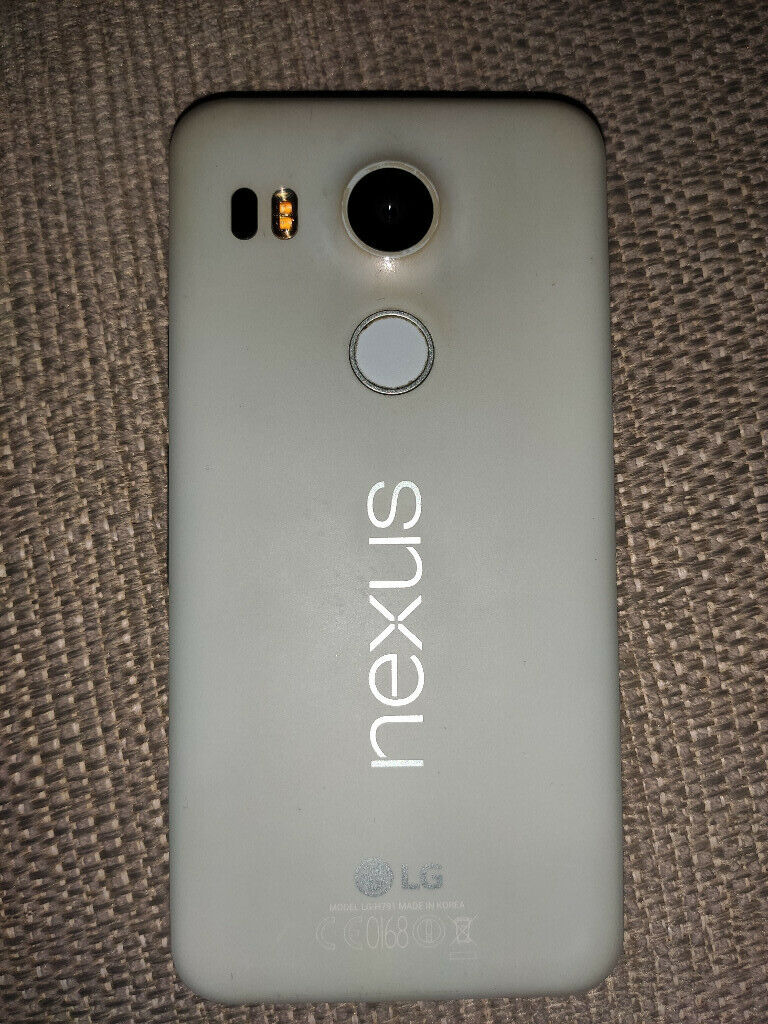 LG Nexus 5x  Android 8 1  Fully working  Excellent condition  | in  Cambridge, Cambridgeshire | Gumtree