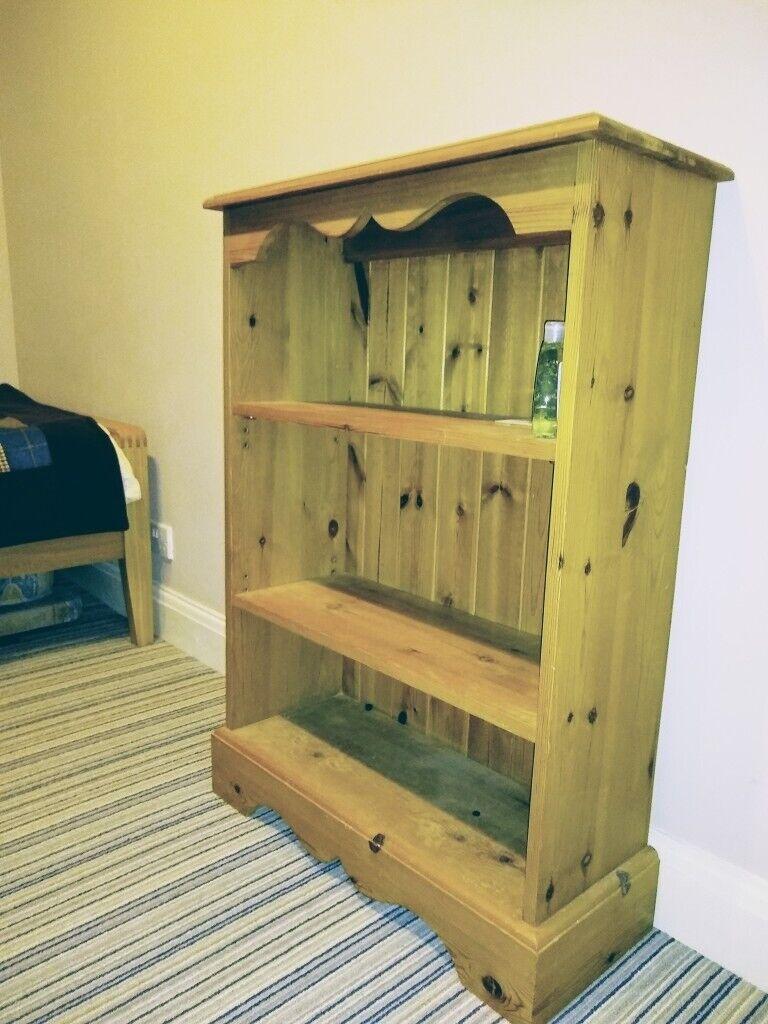 Low Bookcase Pine In Wokingham Berkshire Gumtree