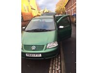 Volkswagen sharan 7 seater