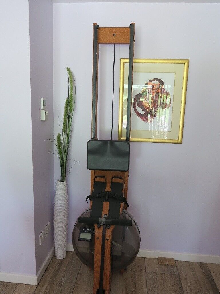Water Rower Wooden Rowing Machine With Series Iii Controller In Gloucester Gloucestershire Gumtree