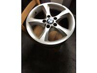 BMW E88 17inch Alloy Wheel