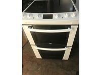 ZANUSSI 60cm Electric Ceramic Cooker