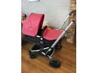 Mothercare Pram, pushchair and car seat
