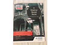 A streetcar Named Desire study book