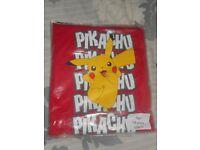 NEW Boys or Girls Pokemon Pikachu Pyjamas PJs age 7 - 8 years