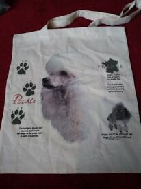 Brand New Poodle Bag