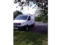 55 plate ldv maxus2.8crd fair condition drives great longmot roof rack