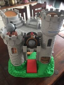 Fisher Price toy Castle